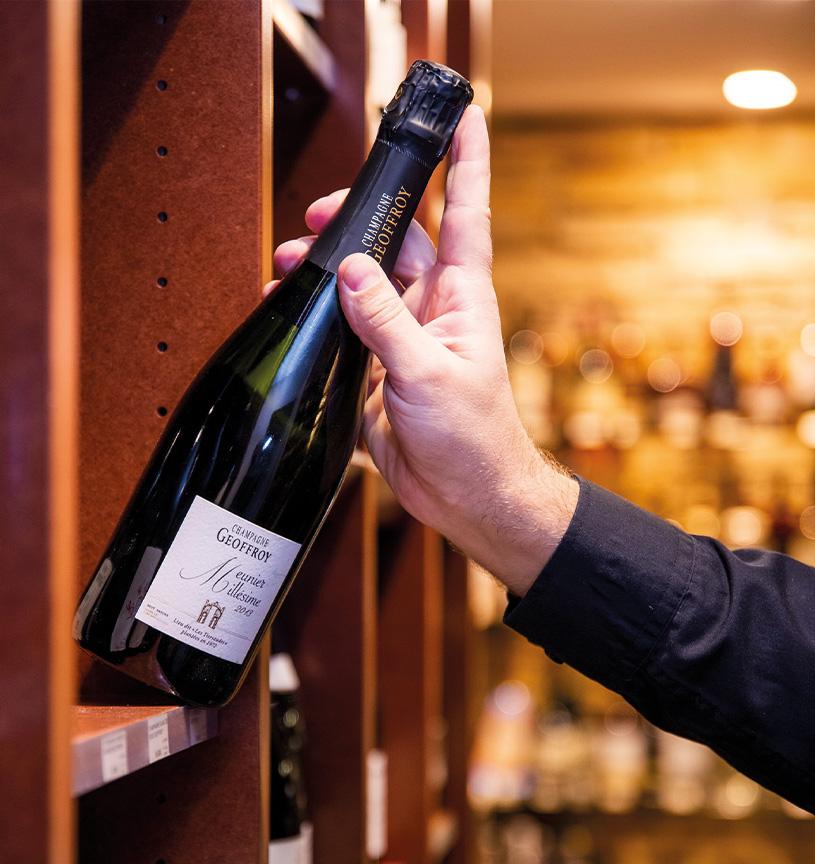 champagne geoffreoy