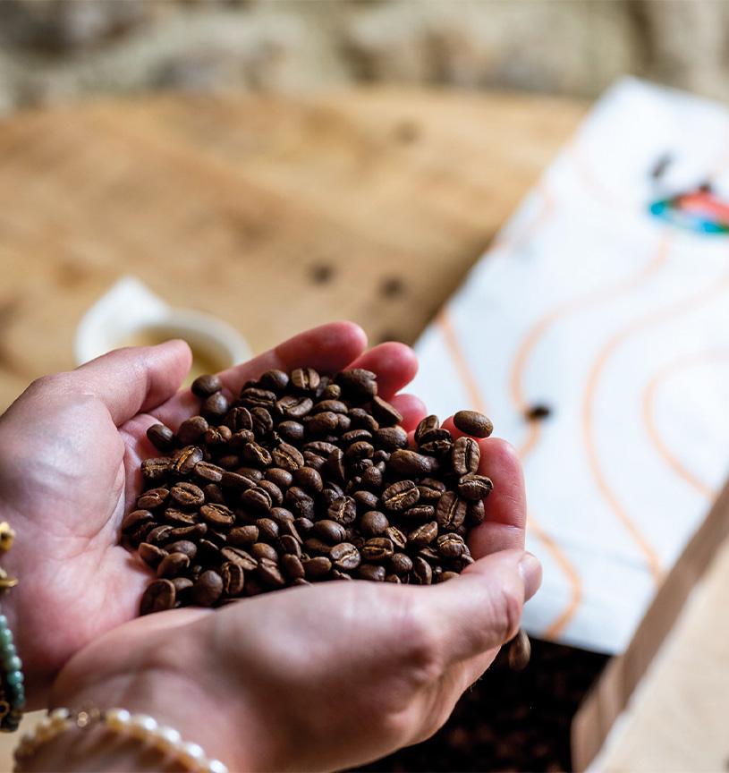 grains cafe vrac