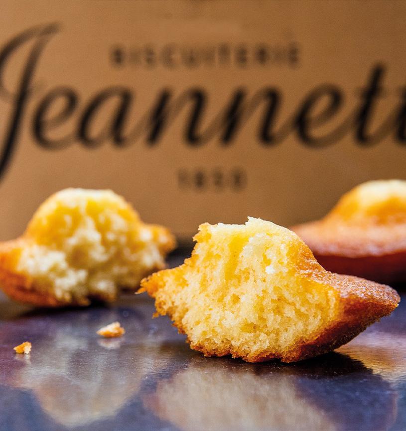 madelaines jeannette
