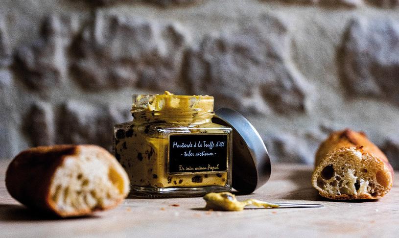 moutarde truffe