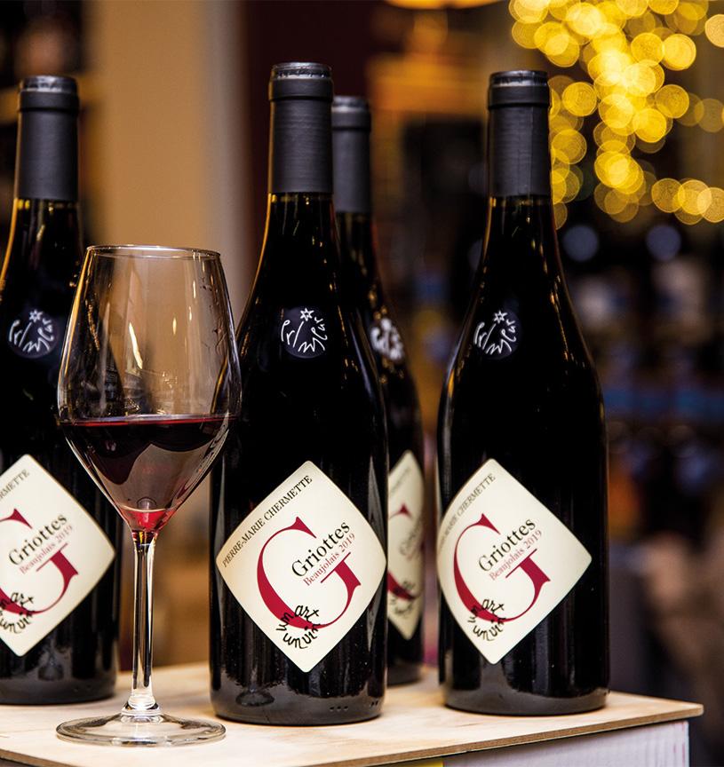 vins rouges griottes